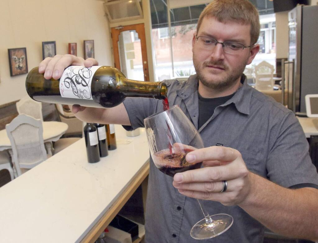 Located in Hotel Petaluma, Barber Cellars tasting room, suggested by Reddit user RyerOrdStar offers an assortment of wines for tasting in addition to cheese tastings. Visitors can also play board games in the newly renovated space. 112 Washington St., Petaluma, barbercellars.com. (SCOTT MANCHESTER/ ARGUS-COURIER)