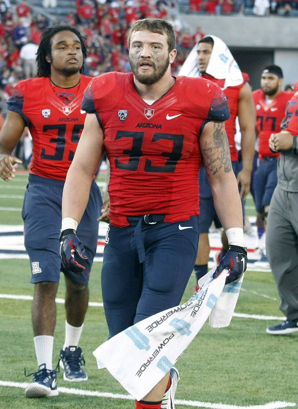 Padecky: Scooby Wright stays humble as Heisman Trophy talk gets ...