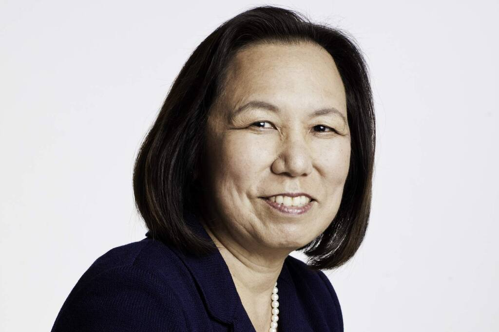Judy K. Sakaki was named president of Sonoma State University on Jan. 27, 2016. (Sonoma State University)
