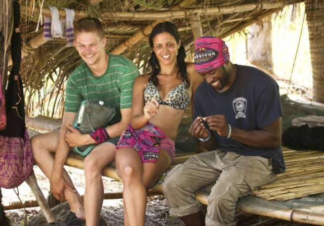 """The Survivor Buff: Santa Rosa-based Buff USA is the official maker of the buffs seen on the reality show """"Survivor."""" Founder Joan Rojas invented the product in 1991 when looking for a product to keep his neck and head protected on cross-country motorcycle rides."""