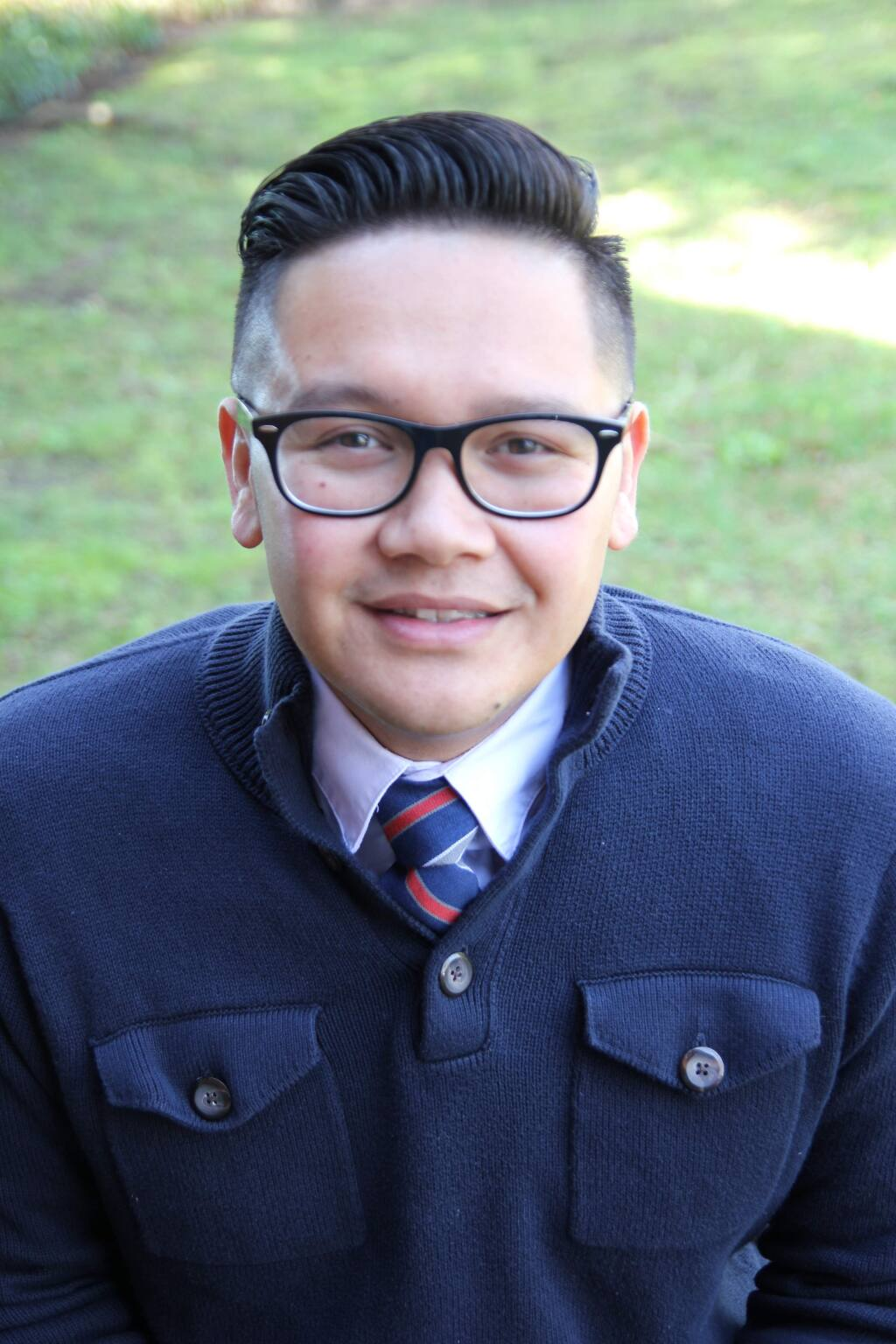 JayJay Rico, 35, director of social enterprise for Becoming Independent in Santa Rosa, is one of North Bay Business Journal's Forty Under 40 notable young professionals for 2019. (PROVIDED PHOTO)
