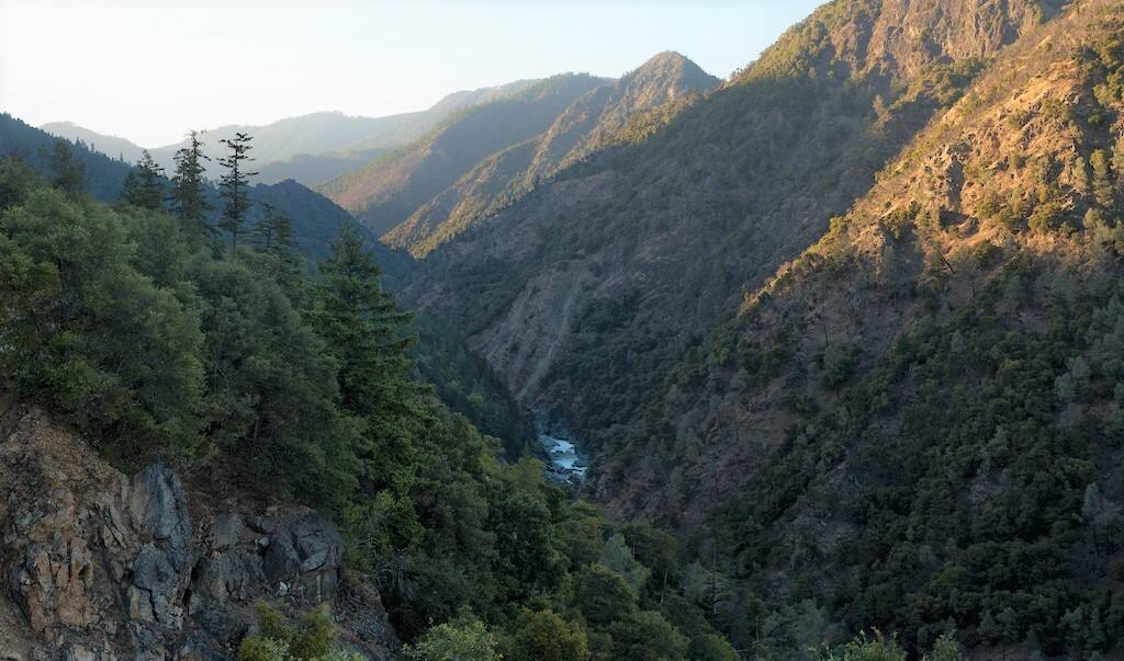 The Trinity Alps Wilderness, an area proposed for expansion under Rep. Jared Huffman's Northwest California Wilderness, Recreation, and Working Forests Act. (Courtesy of Rep. Jared Huffman's office)