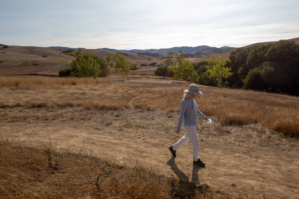North Valley Regional Park Halloween 2020 After weeks of unhealthy air, clean skies settle across Sonoma County