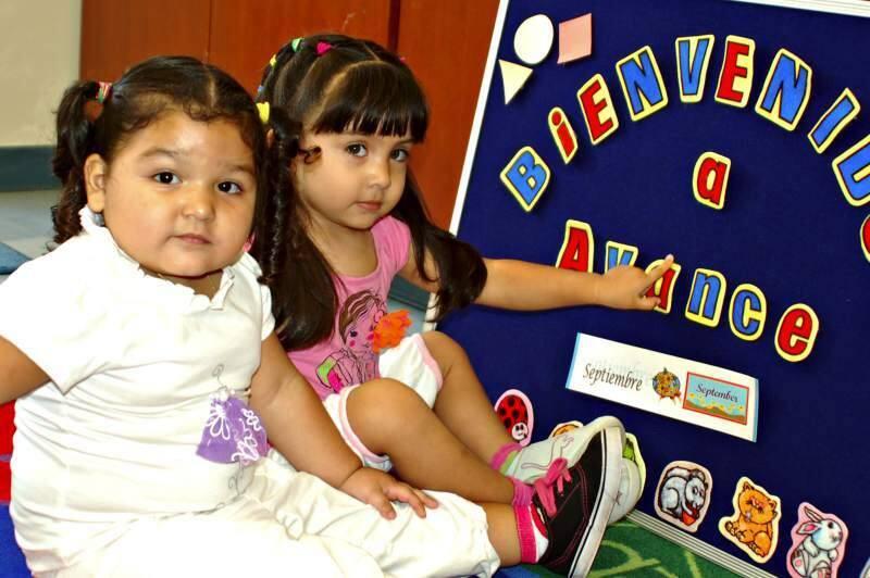 AVANCE program participants at Sassarini School. File Photo.