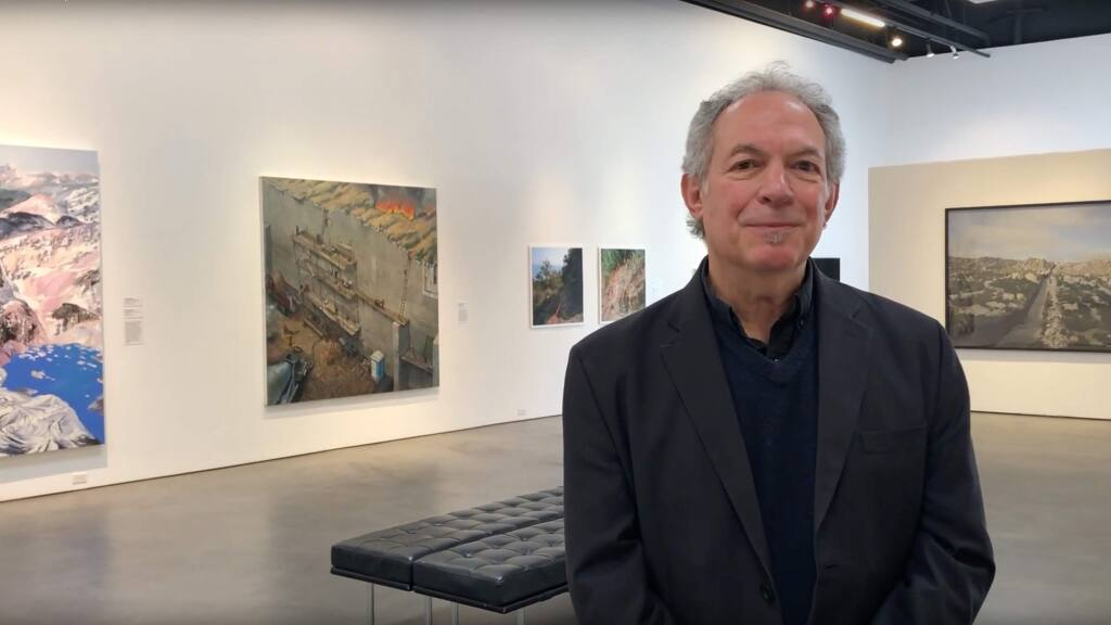 """The Museum of Sonoma County created an online tour of its """"Landscape: Awe to Activism"""" exhibit when the initial shelter-in-place order took effect months ago. With the new closure order that took effect July 13, they closed again after opening their doors to in-person visitors for just a week. (Museum of Sonoma County)"""