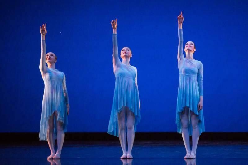 DANCE, DANCE, DANCE - North Coast Ballet California