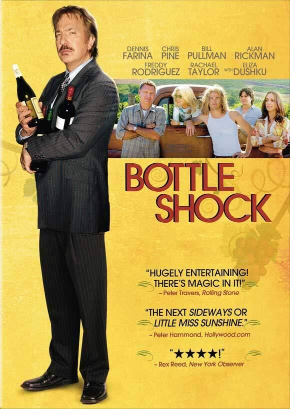 2009 - Scenes from 'Bottleshock,' were filmed in the Sonoma Plaza and at Kunde Winery. (SOURCE: SONOMA COUNTY ECONOMIC DEVELOPMENT BOARD)