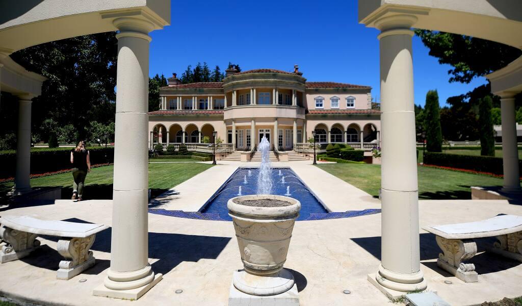 Foley Family Wines To Buy Ferrari Carano Vineyards And Winery Of Healdsburg