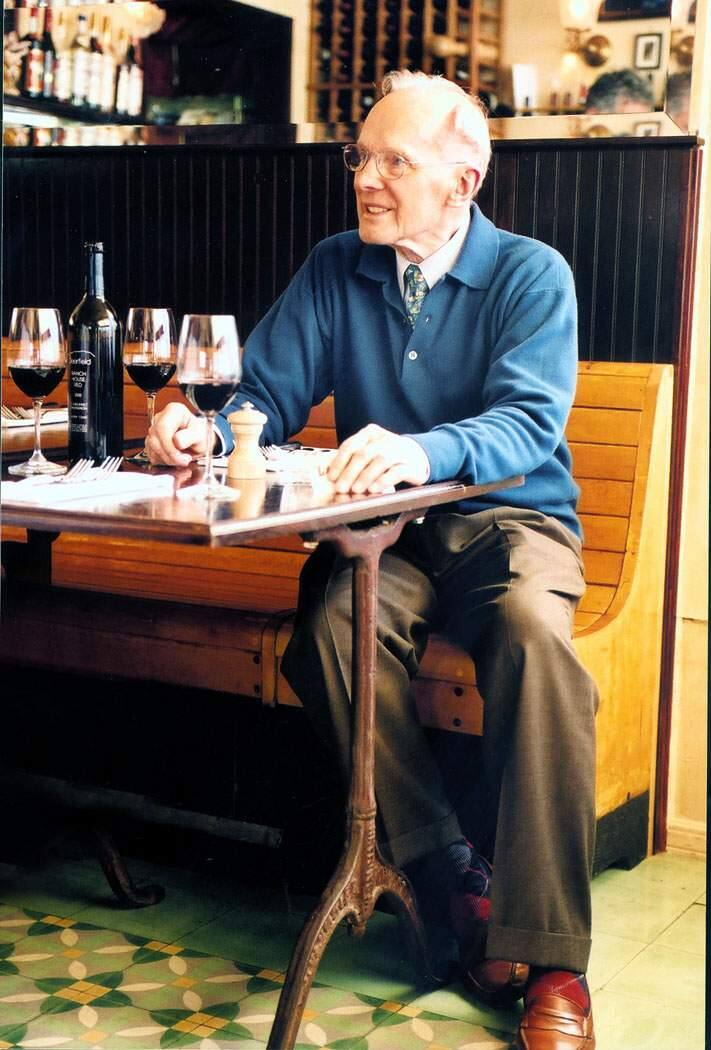 Chuck Williams, founder of Williams-Sonoma, died on Dec. 5 in his sleep, at home in San Francisco.