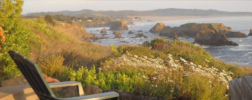 The Inn at Newport Ranchmendo coastThe Sea Drum House view