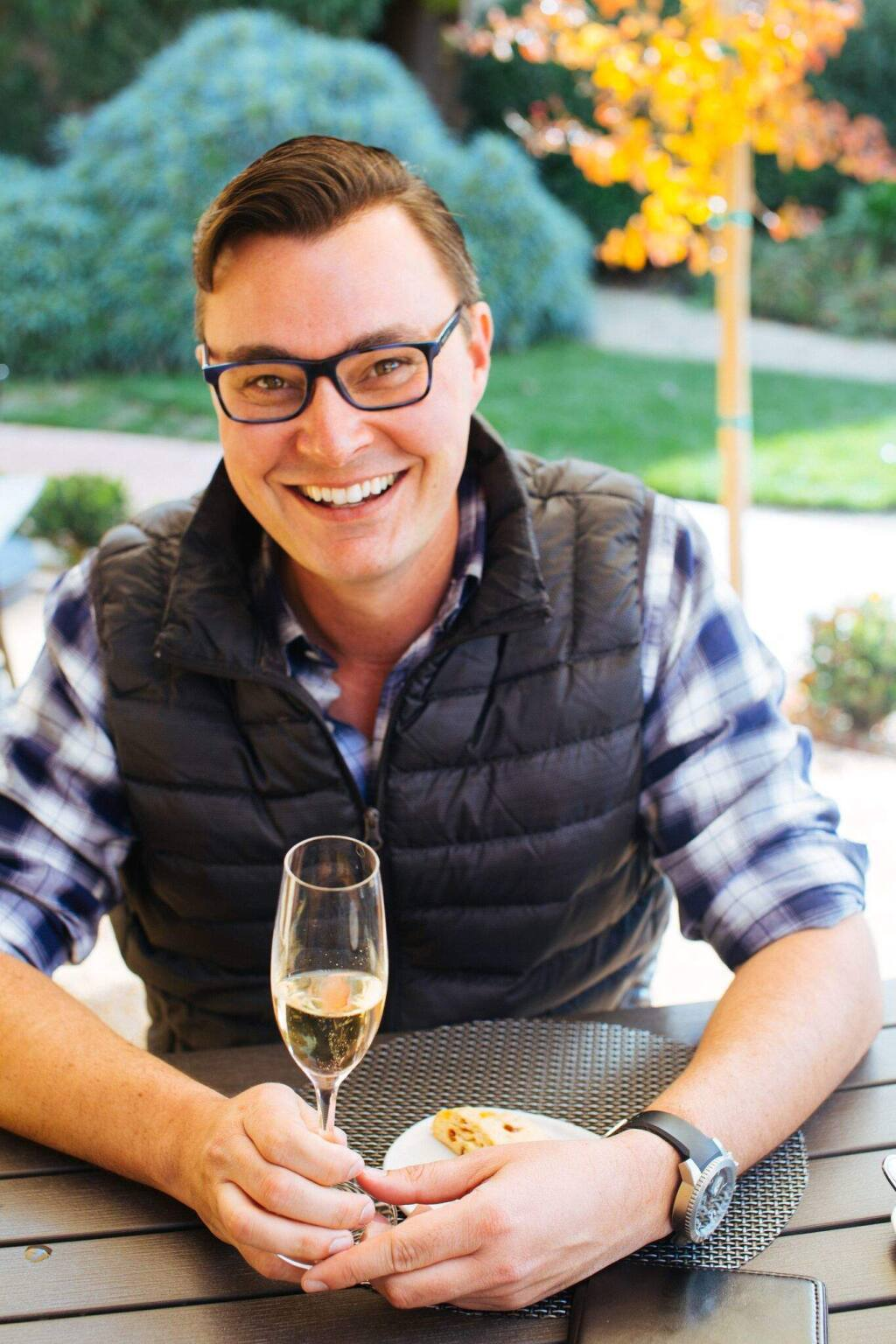 Landon McPherson, 35, founder of Harvest Card in Santa Rosa, is a North Bay Business Journal 2019 Forty Under 40 winner. (COURTESY PHOTO)