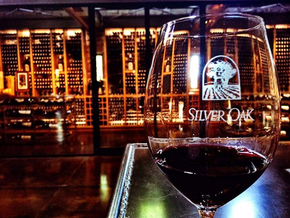 Silver Oak Cellars was part of the trial of the Vin65-Gliding Eagle partership that helps winery tasting rooms ship orders from Chinese visitors directly to their homes. (Silver Oak Cellars)