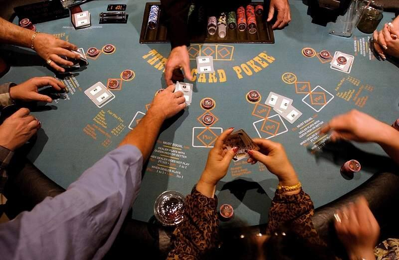 The River Rock Casino in Geyserville is run by the Dry Creek Rancheria Band of Pomo Indians, which has long eyed land south of Petaluma for a second gaming facility. (PRESS DEMOCRAT FILE PHOTO)