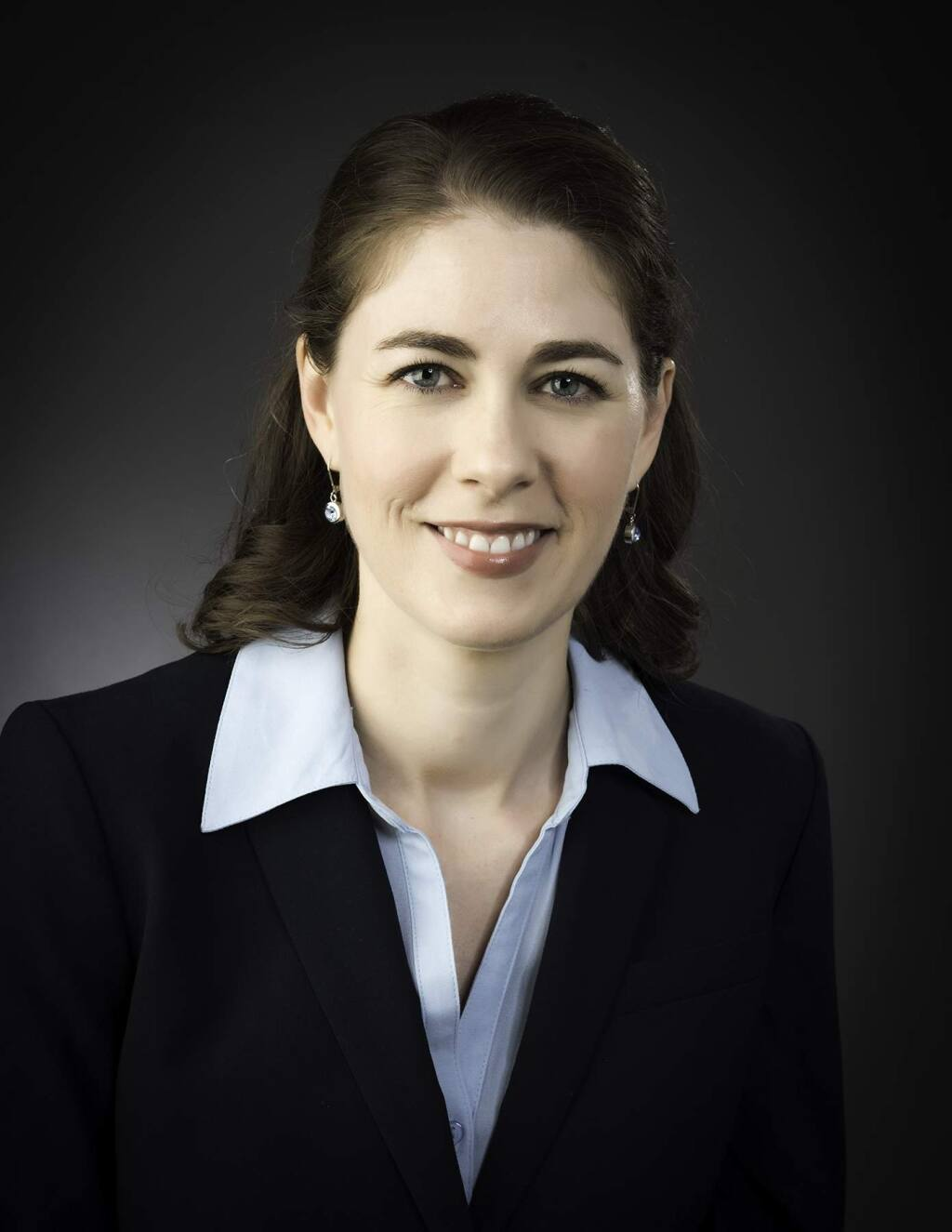 Deva Marie Proto, 37, clerk-recorder-assessor-registrar of voters for the county of Sonoma in Santa Rosa, is one of North Bay Business Journal's Forty Under 40 notable young professionals for 2019. (EAA PHOTO)