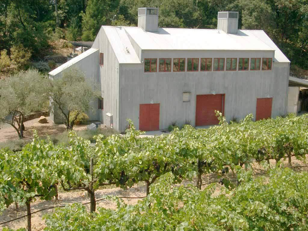 The Terraces winery and vineyard near St. Helena in Napa County in 2013 (Facebook)