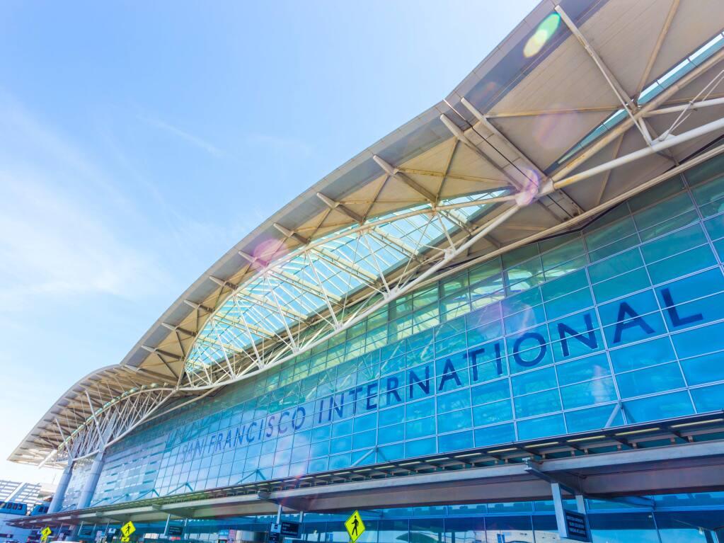 San Francisco International Airport (PIUS LESS/ SHUTTERSTOCK)