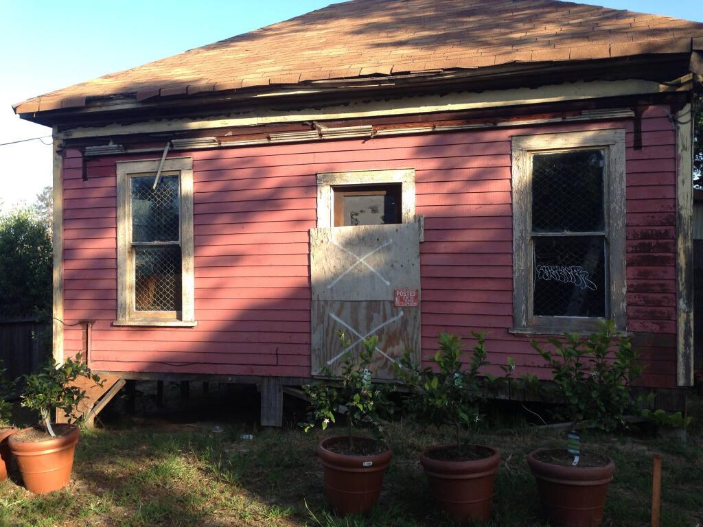 Abandoned House And Companion Cottage Win Petaluma S Top Renovation Award