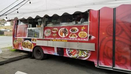 Food trucks make life easier in the new normal (Christina Molcillo photo)