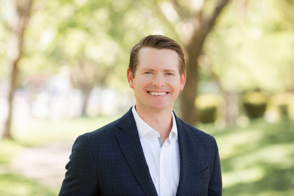 Keith Hubbard is named president of Rohnert Park-based PACE Supply Corp. in August 2020. (courtesy photo)