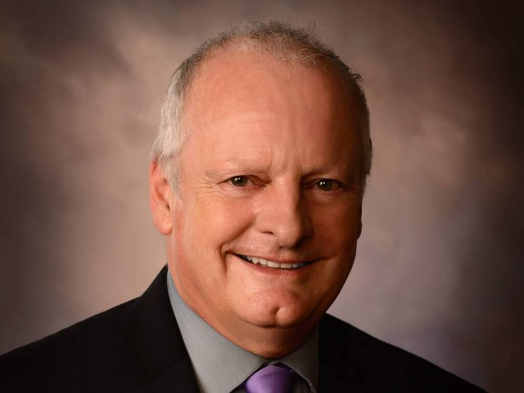 Stephan Betz resigned as Sonoma County's health services director on Tuesday, Sept. 13, 2016. (COURTESY PHOTO)