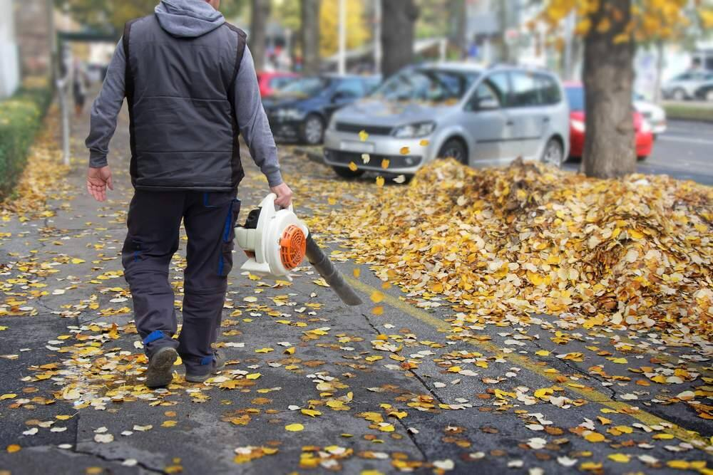 File photoTHE LEAF BLOWER issue just won't get blown away without a flurry of argument and confusion. The Sonoma City Council once again decided not to decide (yet) at their meeting Sept. 9, 2015.