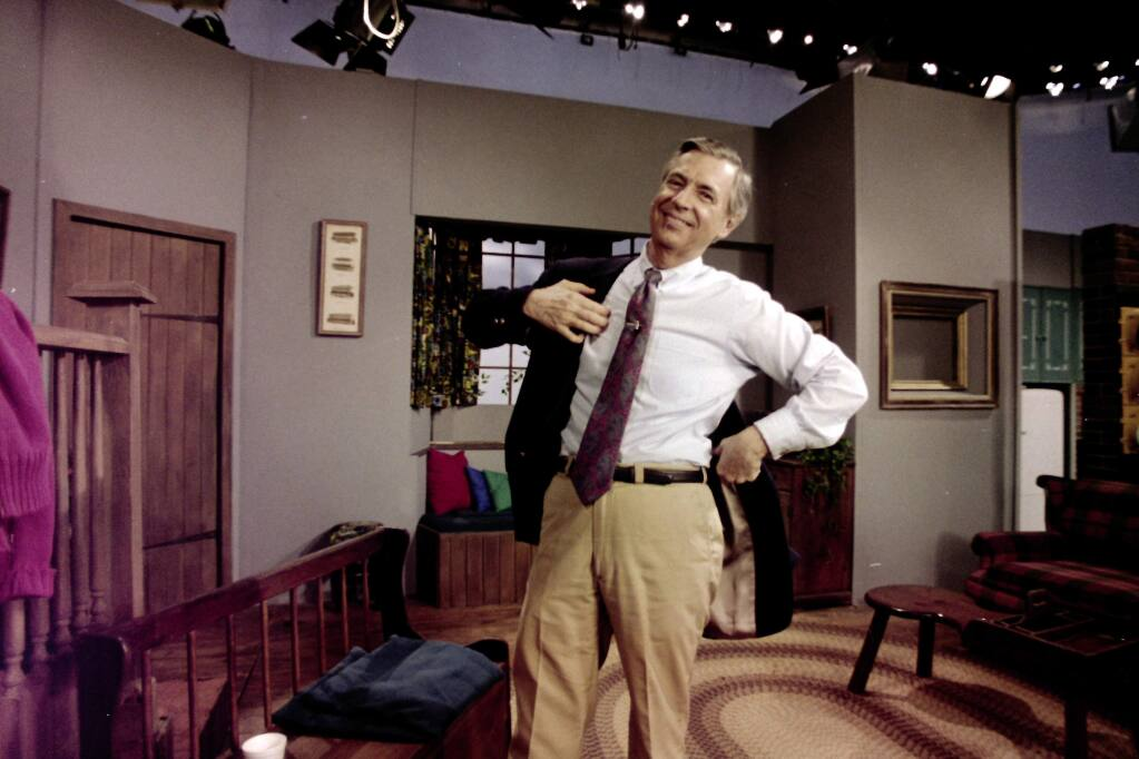 Close To Home We Could Use A Dose Of Mister Rogers This Year
