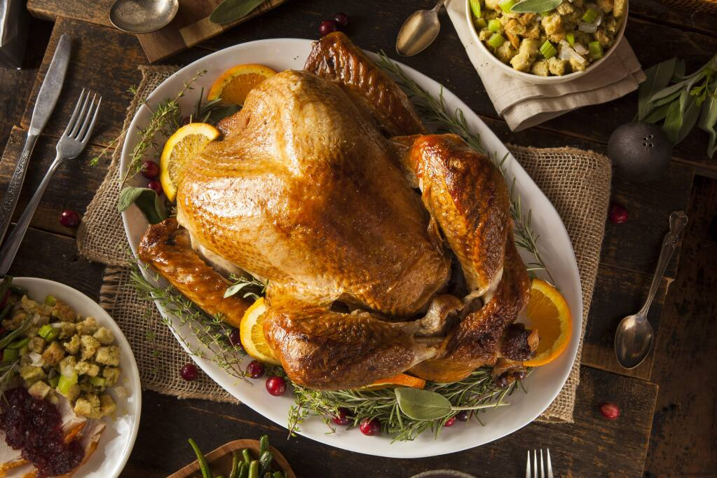 Gaye LeBaron writes of the time her whole community came together for an epic Thanksgiving feast.(Shutterstock)