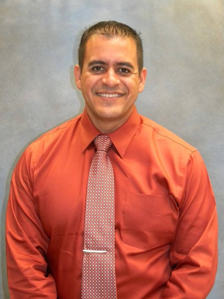 David Reyes Juarez was a longtime elementary school principal in San Bernardino recently promoted to serve as assistant district director of special education. (San Berardino City Unified School District)