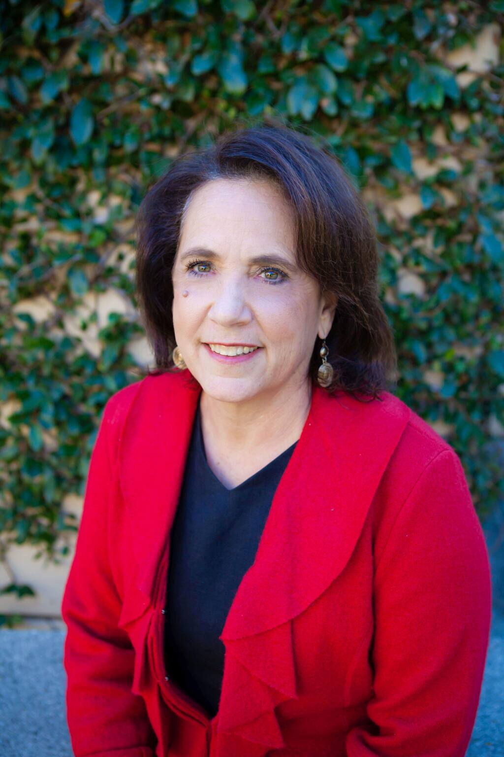 Ramona Faith, CEO, Petaluma Health Care District (MEGHAN FAITH PHOTO)
