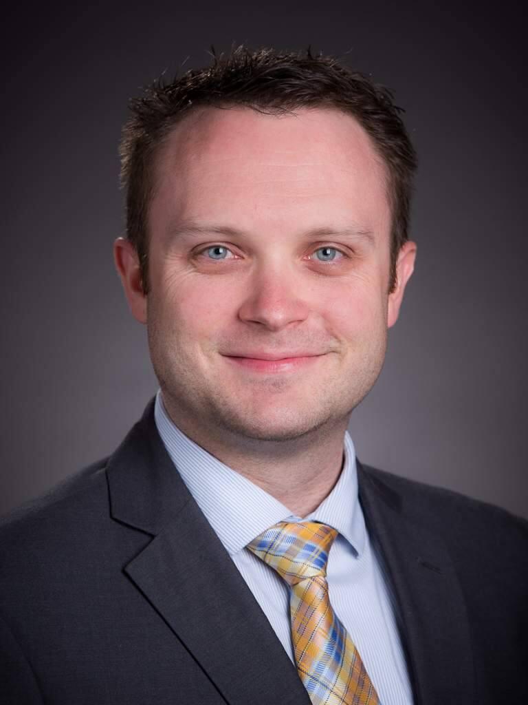 Alex Cunningham, virtual design and construction engineer, McCarthy Building Companies, Inc.