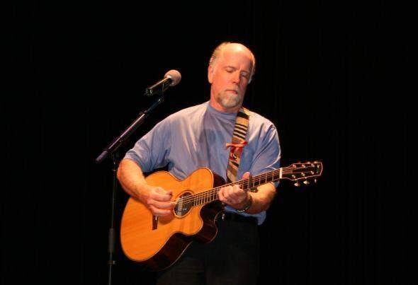 McCutcheon has recovered from last year's lung infection, which was originally misdiagnosed as lung cancer. He makes a healthy return to the Sebastiani Theatre Jan. 9.