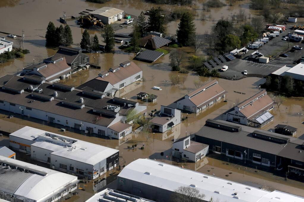 Tenants Of Sebastopol S Barlow District Pin Flooding Problems On Owner