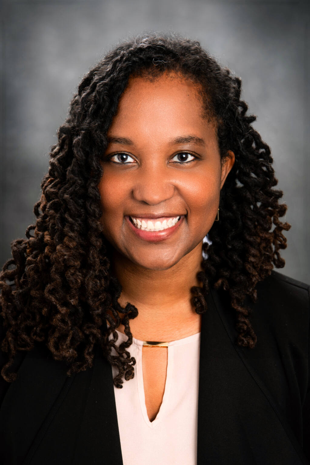 Vanessa Bishop is named chief program officer of 10,000 Degrees in San Rafael. (courtesy of 10,000 Degrees)