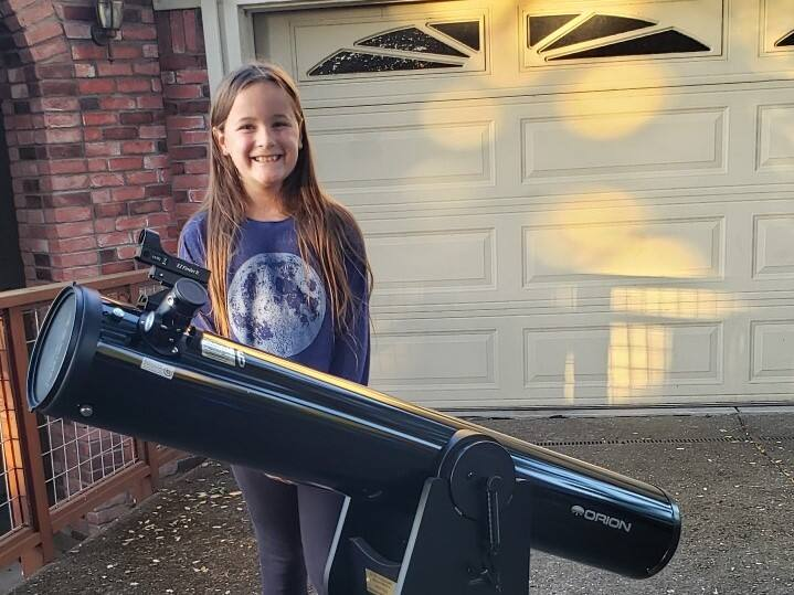 Meet Violet Cole, the 2021 Striking Sparks winner. Cole is a fourth grader from Petaluma.