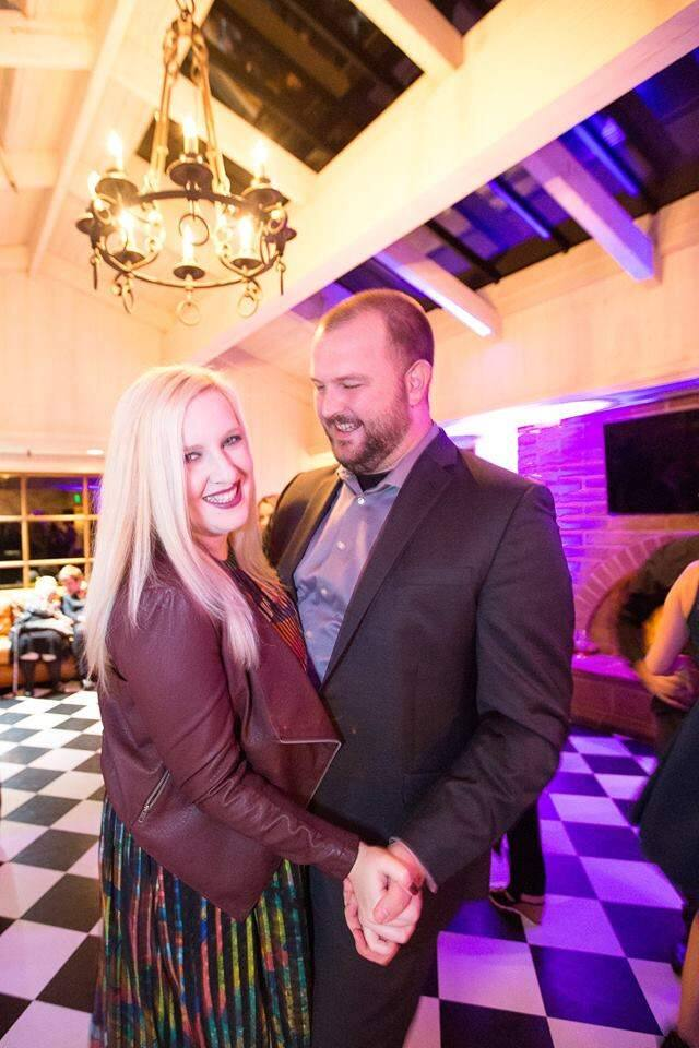 Mariah Shields, left, 30, principal for Arrow Benefits Group in Petaluma, one of North Bay Business Journal's Forty Under 40 notable young professionals for 2019 (PROVIDED PHOTO)