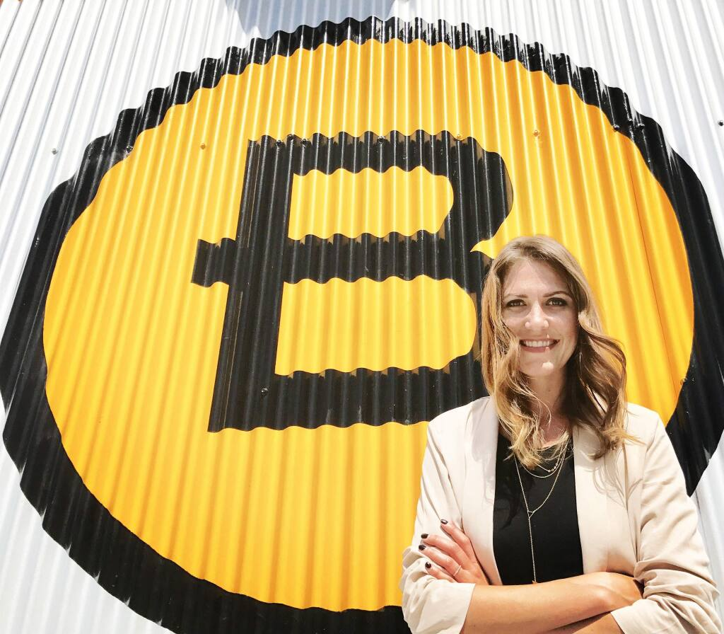 Briana Maughan Reyes, property manager, The Barlow, Sebastopol