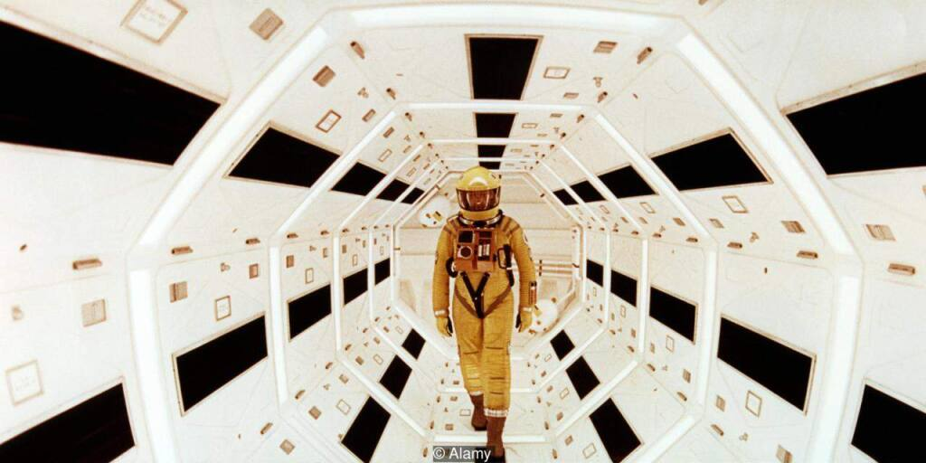'2001: A SPACE ODYSSEY' - Screening Sunday afternoon and evening at Boulevard Cinemas.