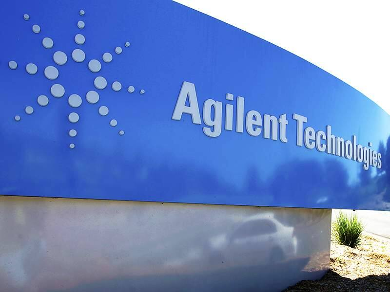 4/26/2009: B2: Agilent Technologies eliminated 300 jobs in Santa Rosa last week.PC: Agilent Technologies along Fountaingrove Parkway in Santa Rosa.