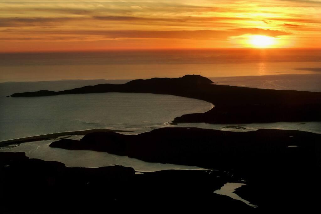 Point Reyes National Seashore (JOHN BURGESS/ PD FILE, 2007)