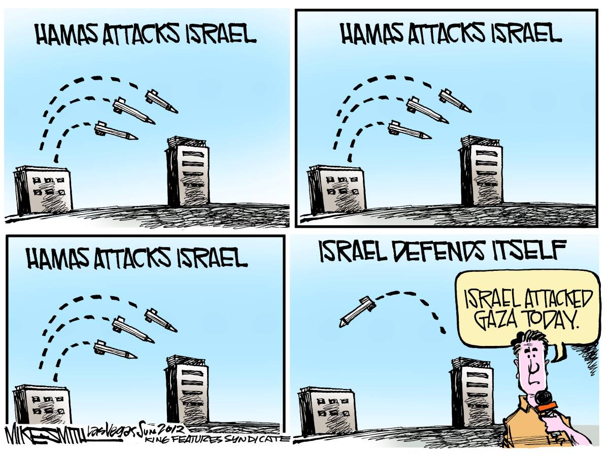 KRAUTHAMMER: Another round in Hamas' perpetual war
