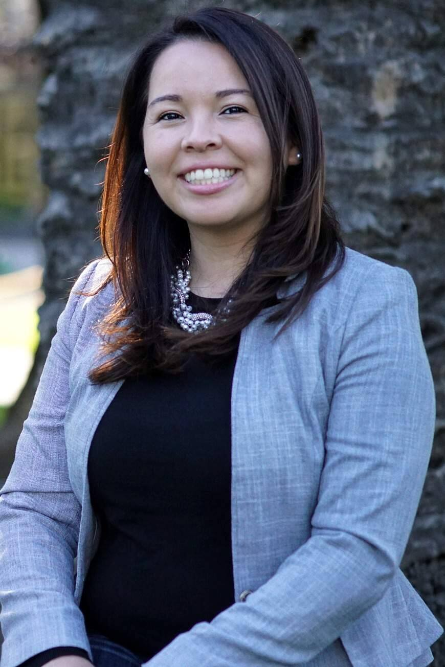 Magali Telles, 37, executive director for Los Cien, a Petaluma-based group that builds bridges with the Latino community in Sonoma County, one of North Bay Business Journal's Forty Under 40 notable young professionals for 2019. (COURTESY PHOTO)