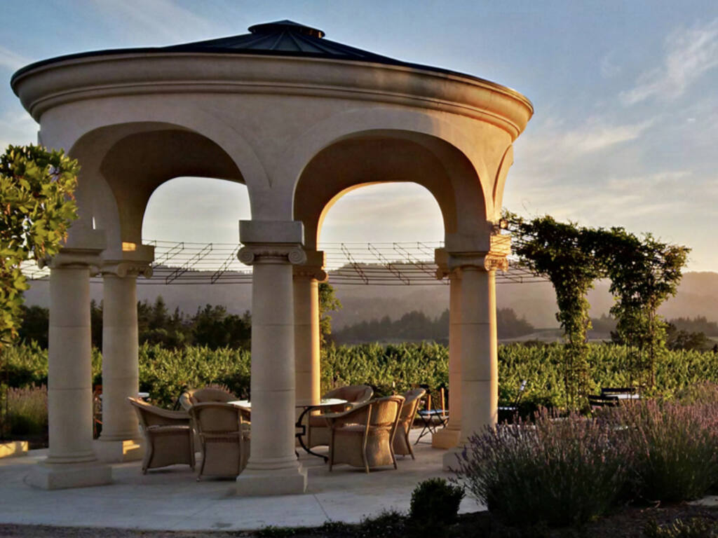 Gardenworks Inc. has an award-winning team of Sonoma County landscapers who specialize in commercial and residential landscape design, installation, maintenance and building of retaining walls, sidewalks, decks, patios, pergolas and more. ( photo: Courtesy: Gardenworks Inc.)