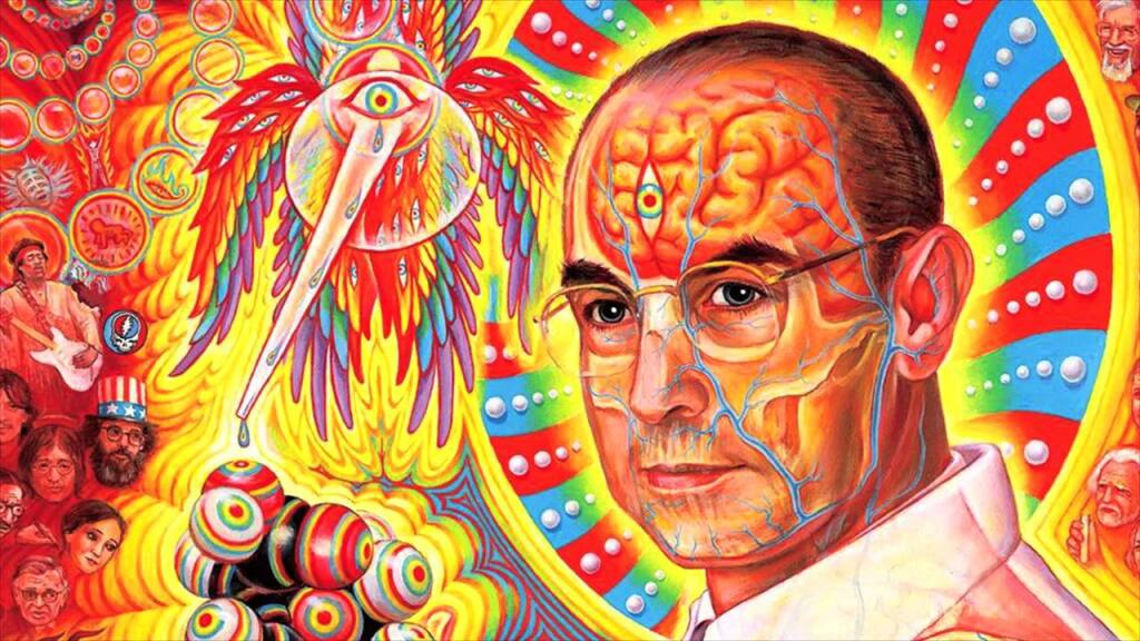 """'THE ROSE OF PARACLESUS': A book written by William Pickard while in prison for manufacturing LSD. A still unknown accomplice, """"Petaluma Al,"""" was never identified."""