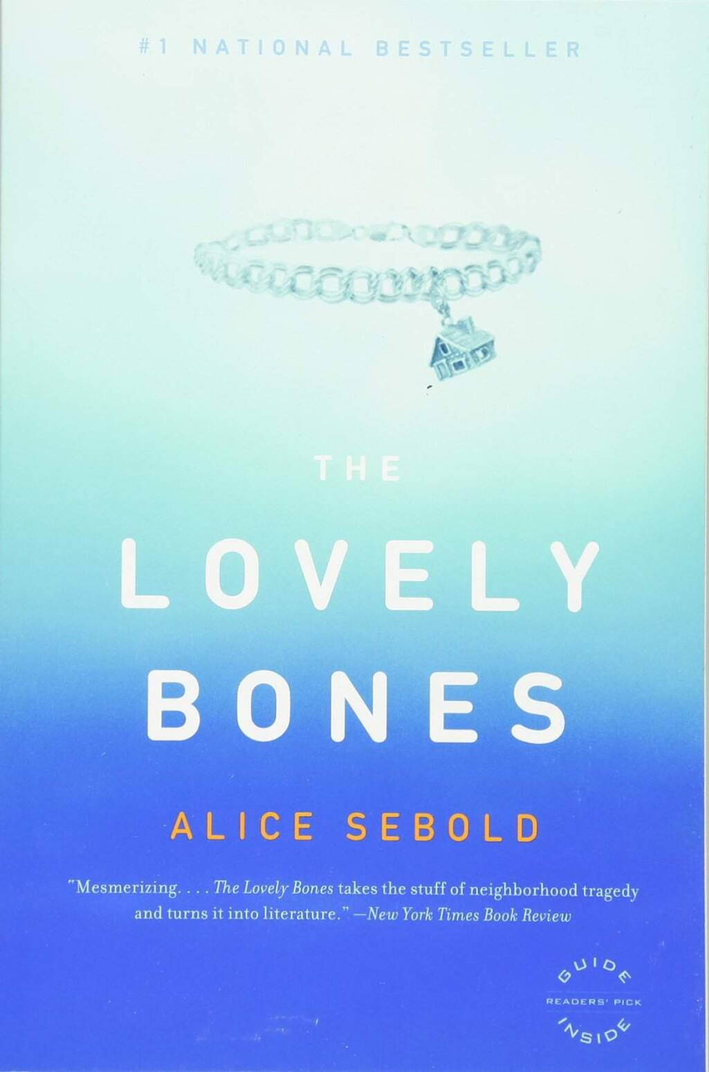 'The Lovely Bones' - Alice Sebold: 14-year-old Susie Salmon sees life unfold from heaven after her death, watching her family grieve and her killer try to cover up the evidence. At one point, her mother flees to Sonoma County and starts working at a winery in Santa Rosa. This story takes place in the mid-'70s. GoodReads reviewers gave this book a 3.79 out of 5 stars. (Amazon)