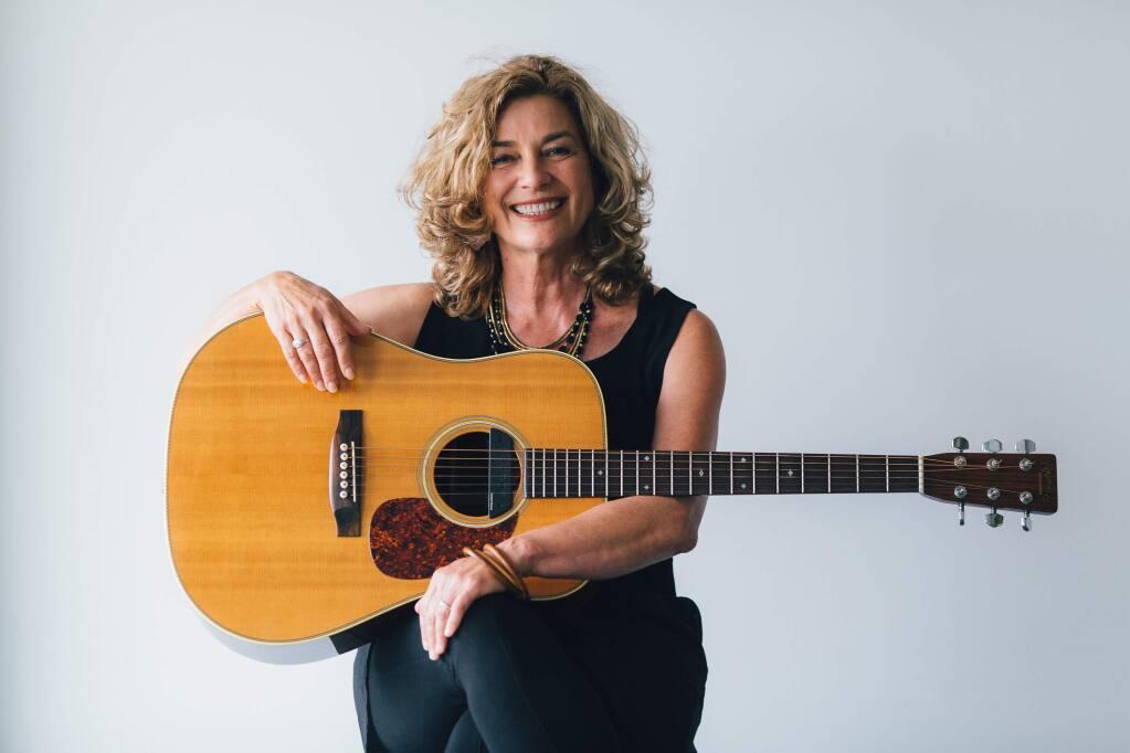 Santa Barbara singer Kimberly Ford has brought her Joni Mitchell tribute band twice to Sonoma. (Press Democrat file photo)