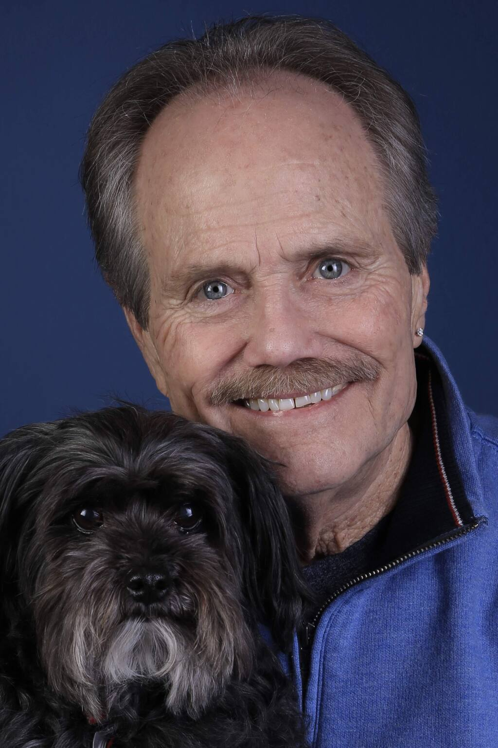 """Sonoma County resident Jon Provost, who starred as Timmy on the 1950s TV series """"Lassie"""" will appear at """"An Evening with John Provost of 'Lassie'"""" moderated by Jan Wahl, at the Sebastiani Theatre in Sonoma on Monday, Feb. 24, 2020. (RONEPHOTO)"""