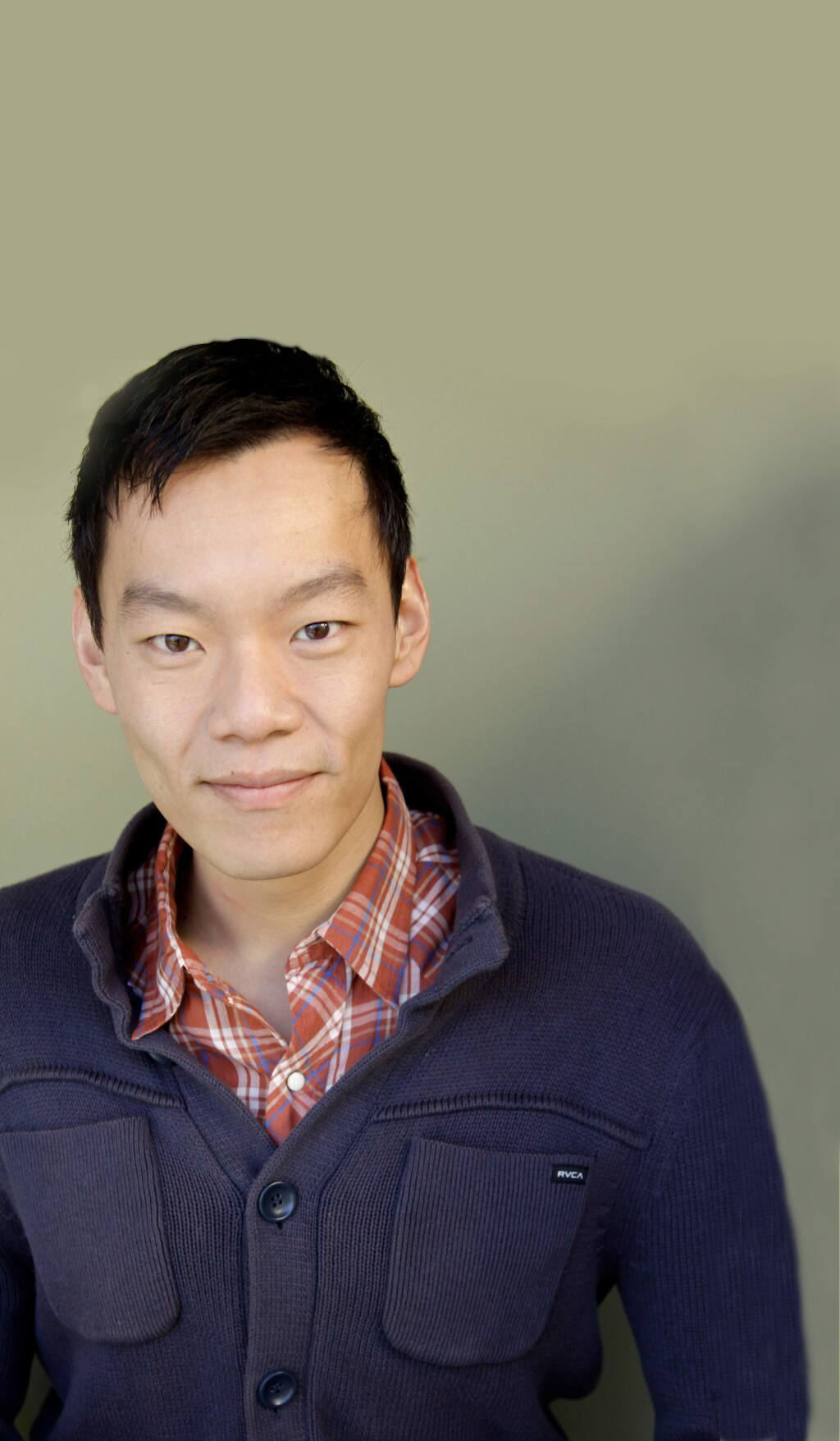 Aidan Park is a comedian, actor and advice blogger from Los Angeles, originally from South Korea. (AIDANPARK.COM)