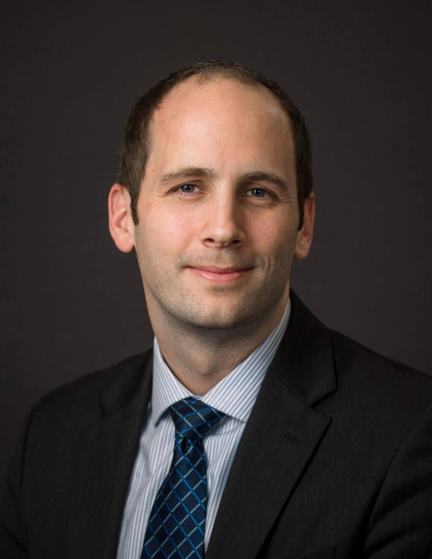 Dan Peterson, 38, CEO, Sutter Santa Rosa Regional Hospital, is a 2020 Forty Under 40 winner. (Nathan DeHart Photography)