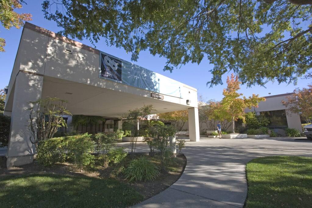 Petaluma Valley Hospital 2008