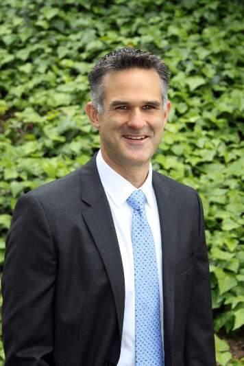 Healdsburg Unified School District Superintendent Chris Vanden Heuvel.